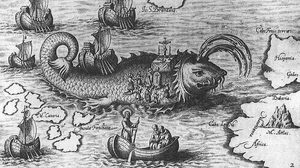 13 สัตว์แปลกประหลาดบนแผนที่โจรสลัดยุคก่อน!