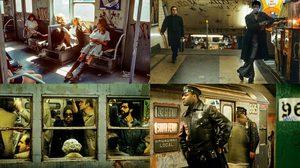 คลาสสิค!! สุดยอดภาพหาดูยากของ รถไฟใต้ดิน ในนิวยอร์ก ยุค 80