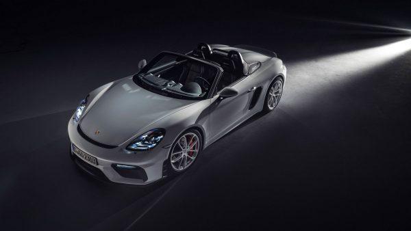 Porsche Spyder