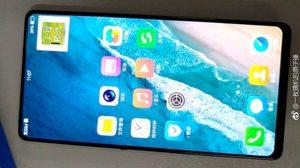 หลุดสมาร์ทโฟนใหม่จาก Vivo ด้านหน้าเป็นจอทั้งหมด พร้อมฝังสแกนนิ้วมือ