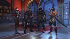 Retribution ภารกิจย้อนอดีตของ Overwatch เปิดให้เล่นได้แล้ว