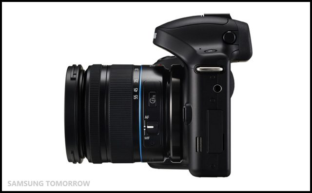Samsung Galaxy NX 001