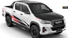 ส่อง New Toyota Hilux GR Sport ที่พัฒนาโดย Gazoo Racing เปิดตัวที่บราซิล
