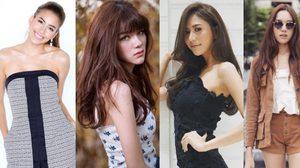 5 สาวสวยทีมคริส The Face Thailand 2 สวยปังทุกคน!