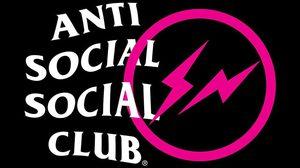 Anti Social Social Club เผยภาพคอลเลคชั่นล่าสุด ร่วมกับ Fragment Design เตรียมวางจำหน่ายสุดสัปดาห์นี้