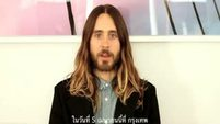 To Thai Fans -Jared Leto, Thirty Seconds To MARS.mp4
