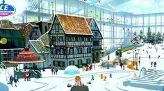 เดอะมอลล์โคราช จัดเต็ม! สร้าง SNOW & ICE PLANET เมืองหิมะใหญ่สุดในไทย