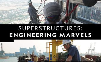 Superstructures: Engineering Marvels มหัศจรรย์งานโครงสร้าง