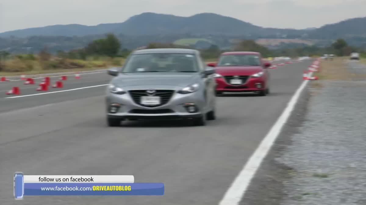 [Teaser] Mazda 3 MY17 Test Drive