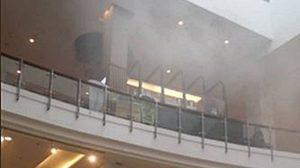 ด่วน! เกิดเหตุเพลิงไหม้ภายในห้างเซ็นทรัลเวิลด์