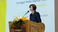 บลจ.กรุงศรี เตรียมเปิดกองทุนใหม่ ลงทุนในตลาดหุ้นอินเดีย