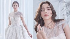 จีน่า เดอะเฟซ สวยหวานราวกับซินเดอเรลล่า ในคอลเลคชันชุดแต่งงานชวนฝัน