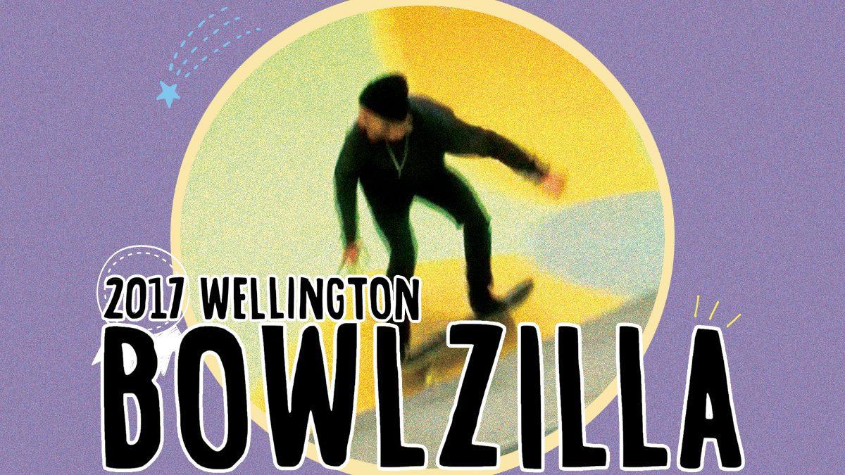 รายการ Bowlzilla 2017 | การแข่งขันสเก็ตบอร์ด ณ เมืองเวลลิงตัน EP.1 [FULL]