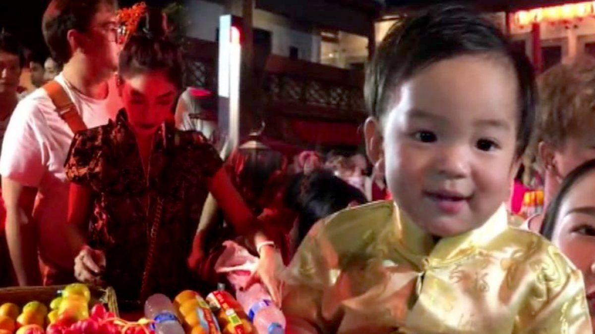แม่แพท พาน้องเรซซิ่ง เช็คดวงรับตรุษจีน