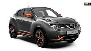 Nissan Juke ซับคอมแพ็คเอสยูวี ใหม่ มาพร้อมกับพลังงานไฟฟ้า
