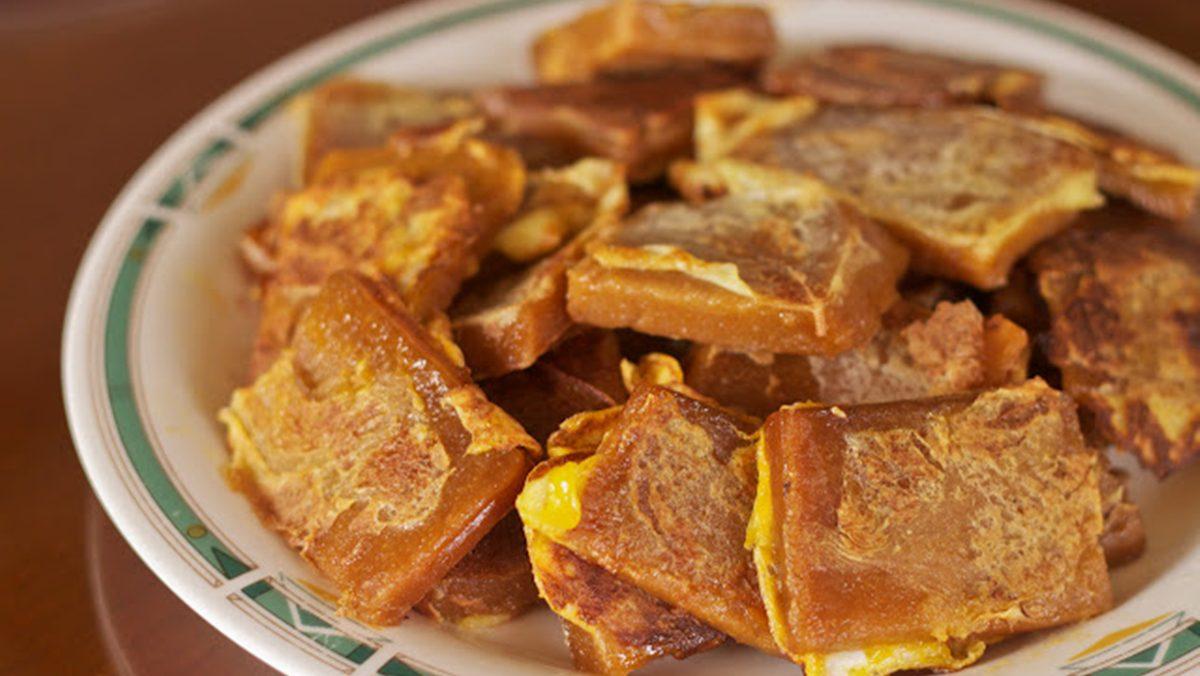 สูตร ขนมเข่งชุบไข่ทอด เมนูกินเล่นสุดฟิน หลังวันตรุษจีน
