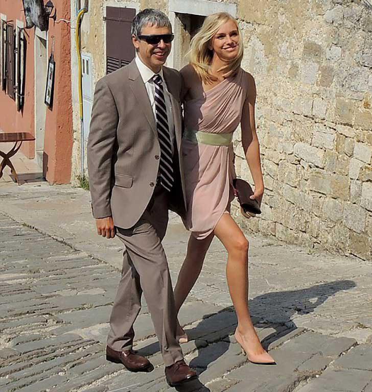 ชายที่รวยที่สุดในโลก