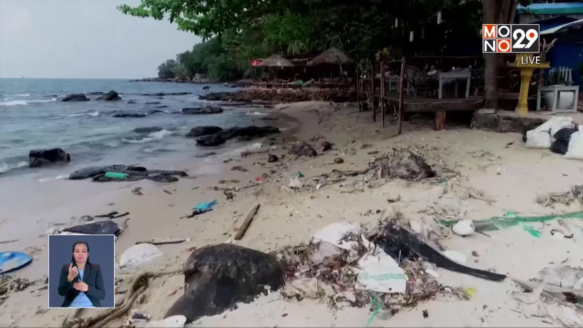 ไทยปล่อยขยะพลาสติกลงทะเลมากสุดอันดับ 6 ของโลก