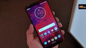 เปิดตัว Moto Z3 สมาร์ทโฟน MotoMods สุดเท่ รองรับ Mod 5G ปีหน้า