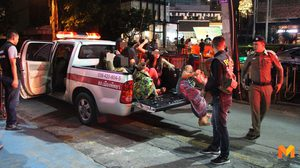 ตำรวจพัทยากวาดจับ 'ผีมะพร้าว' ป้องกันเหตุช่วงลอยกระทง