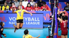 ลูกยางสาว ทีมชาติไทย จบไม่คมพ่ายปลาดิบ 0-3 เซต ส่งท้าย เนชั่นส์ ลีก สัปดาห์ 4