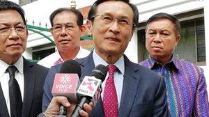 จาตุรนต์ เผย ไม่หนักใจมี 4 คดีติดตัวในช่วงเลือกตั้ง