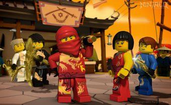 LEGO Ninjago ตัวต่อนินจา แสบซ่าส์มหากาฬ ปี 7