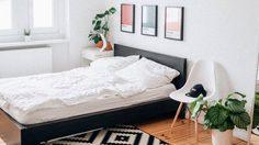 ไอเดีย รีโนเวทห้องนอน ให้ขาว คลีน สไตล์มินิมอล - Minimalist