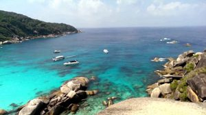 6 Things to Do and Place to Go in Similan Islands