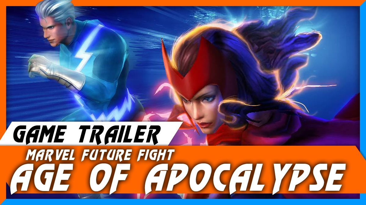 MARVEL Future Fight Age of Apocalypse [ตัวอย่างเกม]