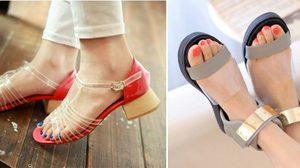 แฟชั่นรองเท้ารับหน้าฝน สวยอินเทรนด์ แม้วันฝนพรำ