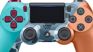 3 สีใหม่ DUALSHOCK 4 Berry Blue, Metalic Copper และ Blue Camouflage มาแล้ว