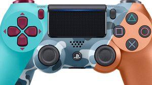 3 สีใหม่ DUALSHOCK 4 Berry Blue, Metalic Copper และ Blue Camouflage มาแล้ว
