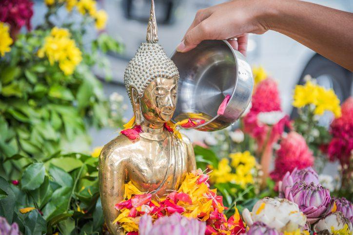 คําอวยพรวันสงกรานต์ รวมประโยคอวยพร สวัสดีปีใหม่ไทย