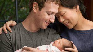 มาร์ก ซักเกอร์เบิร์ก ประกาศบริจาคหุ้นเฟซบุ๊ก 99% หลังได้ลูกสาว