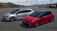 Toyota เริ่มผลิต 2019 Corolla Hatch และ Estate ที่ประเทศอังกฤษ
