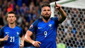 ผลบอล : ชิรูด์เบิ้ล! พาฝรั่งเศสดับฝันไอซ์แลนด์ 5-2 ทะลุรอบรองฯ ยูโร 2016
