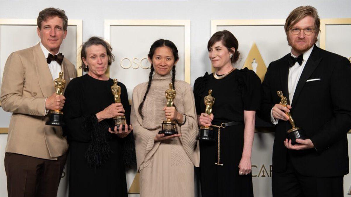 ผลรางวัลออสการ์ 2021 ครั้งที่ 93 Nomadland กวาดนำหญิง-ผกก.-ภาพยนตร์ยอดเยี่ยม