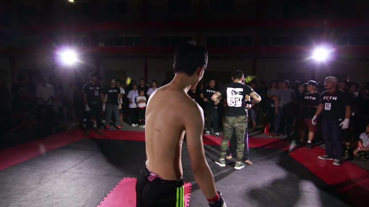 Fight Club Thailand วันสำคัญ Beer moshiyoyo x Hyper คู่ที่ 140