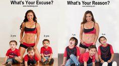 ไม่มีข้อแม้สำหรับคนหุ่นดี! คุณแม่ลูกสาม โชว์หุ่นฟิต แค่ออกกำลังกาย จะกี่ปีก็เป๊ะไม่เปลี่ยน
