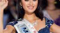 นางงามจีน หยู เหวินเซียะ ครองมงกุฎ  Miss World 2012