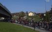 สถานการณ์ผู้อพยพในยุโรป