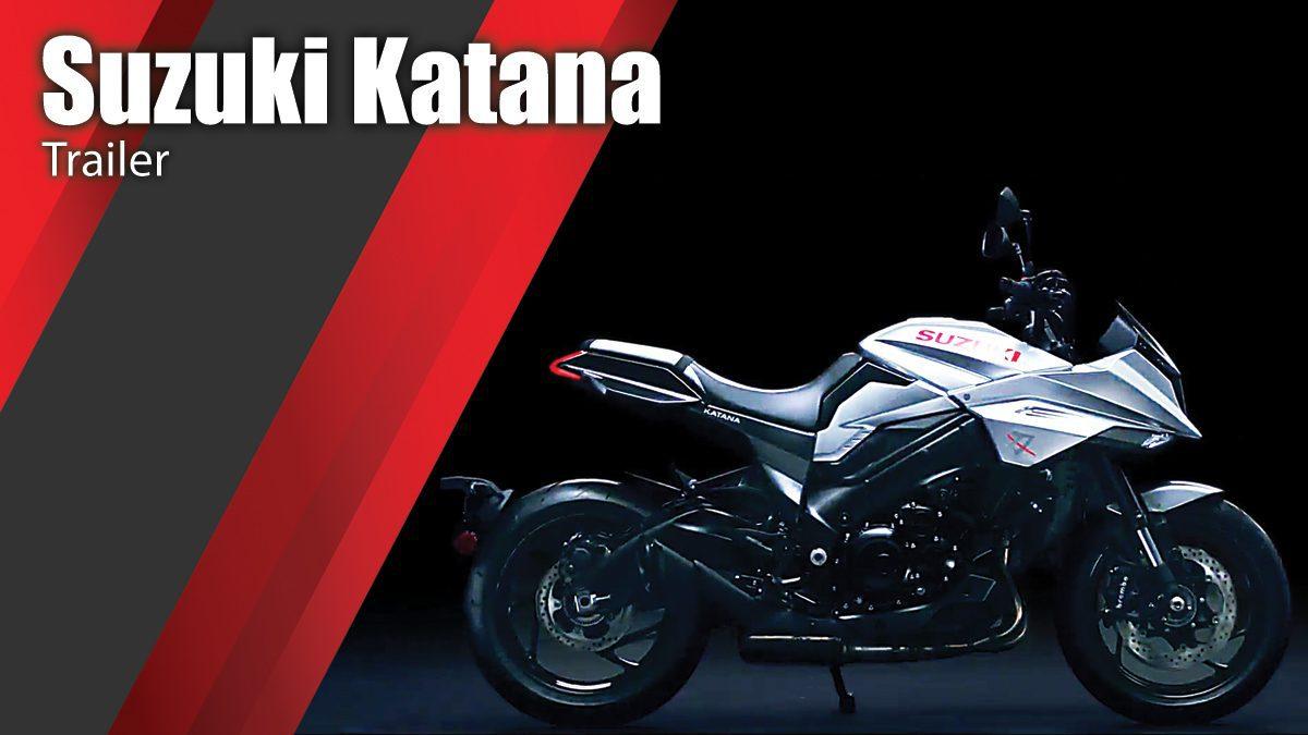 Suzuki Katana Trailer
