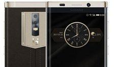 Gionee M2017 สมาร์ทโฟน Andorid กล้องหลังคู่สุดหรูพร้อมแบตเตอรี่ 7,000 mAh