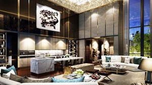 บ้านเดี่ยว 3 ชั้น พร้อมลิฟต์ในตัว โครงการ ไทคูน ออฟฟิเซีย กาญจนาภิเษก – จรัญสนิทวงศ์ 13