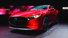 เผย Mazda3 2019 สเป็คอเมริกา มาพร้อมขุมพลังให้เลือกสองบล็อค