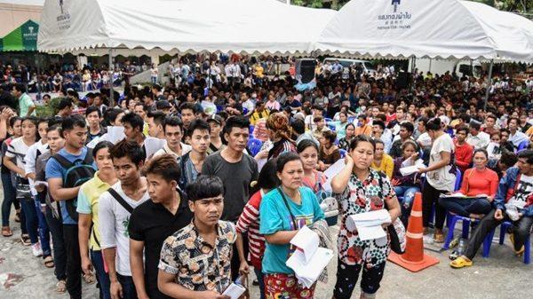 ข่าวดี! แรงงานต่างด้าวใบอนุญาตจะหมดอายุ ให้นำเข้า MOU โดยไม่ต้องออกจากไทย