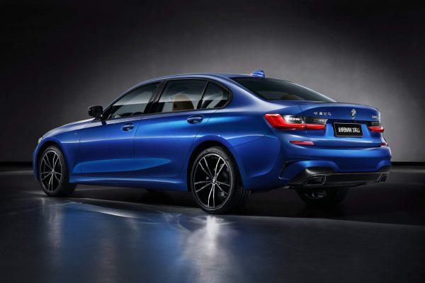 BMW Series 3 2019