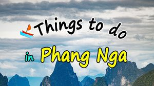Phang Nga's 20 Where-to-Go 2 Markets and 5 Foods You Must Try