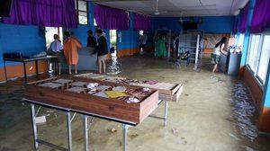 เกาะติดสถานการณ์ น้ำท่วม – น้ำป่าไหลหลาก ทั่วไทย 27 ส.ค.62